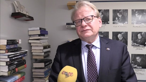 """Hultqvist om nya försvarsgruppen: """"Relativt skyndsamt"""""""