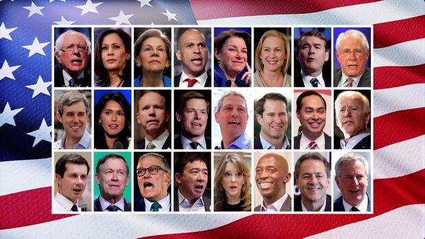 """Det här är demokraternas debatter – """"Speeddejting med folket"""""""