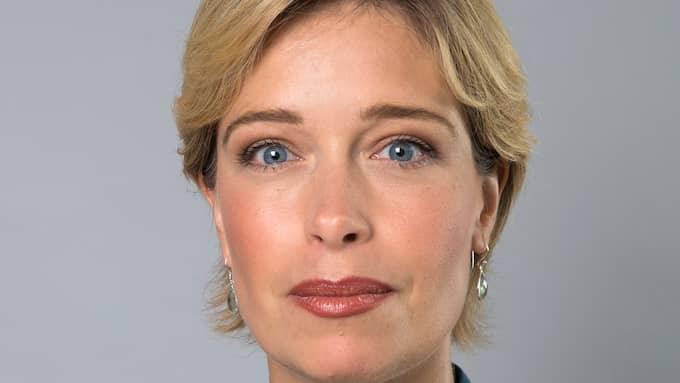 Annika Strandhäll (S), socialminister. Foto: KRISTIAN POHL