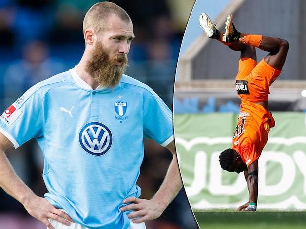 Höjdpunkter AFC - Malmö FF