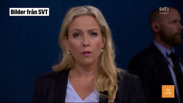 SVT tar avstånd från Jimmie Åkessons uttalande