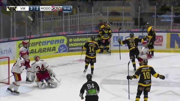 Höjdpunkter: Västerås-Modo