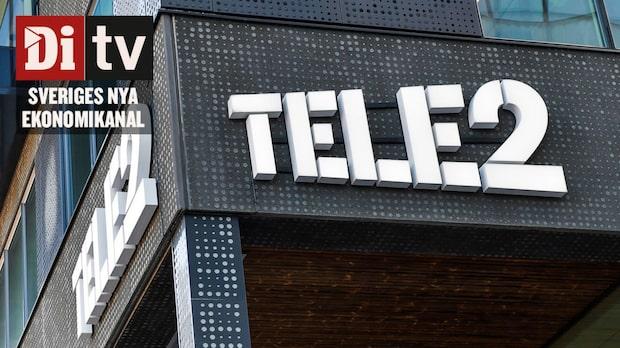 """Tele2:s vd: """"Vi skapar ett starkt företag för framtiden"""""""