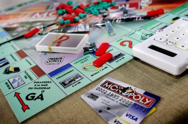 monopol här och nu regler
