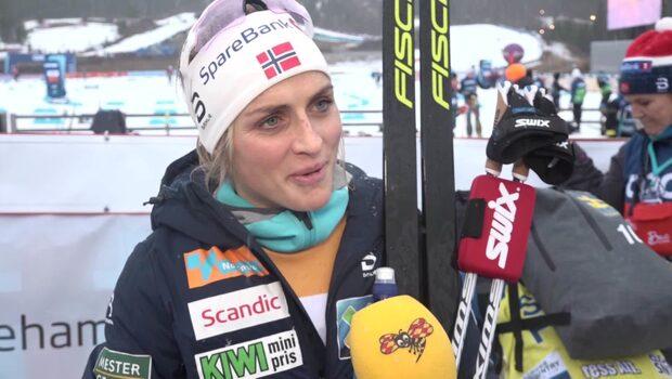 """Therese Johaug: """"Det har varit en dröm och ett mål"""""""
