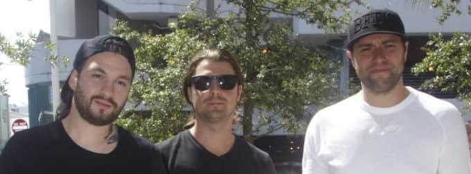 Natten till måndag gör Swedish House Mafia sin allra sista spelning. Men det är inte slutet för trion som nu satsar på andra projekt. Foto: Fredrik Skogkvist