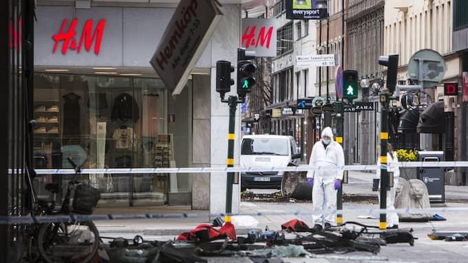 Polisen behöver bättre möjligheter att bekämpa terrorism, menar rikspolischefen Dan Eliasson. Foto: KENTA JÖNSSON / BILDBYRÅN