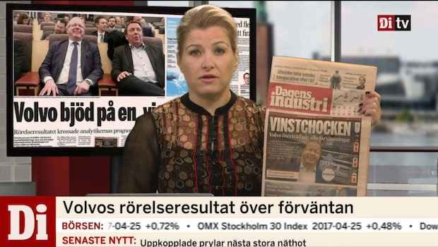 Di Nyheter: 07:30 26/4 2017