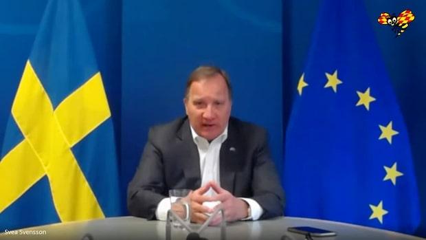 """Löfven svänger om skatterna: """"Inte fel"""""""