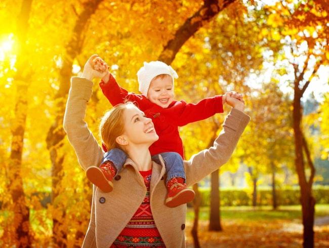 <span>Mycket är fint med att vara mamma - men en del av sin värdighet får man ge upp.</span>