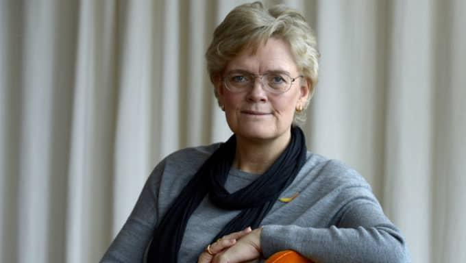 Carola Lemne, vd Svenskt näringsliv. Foto: Janerik Henriksson/Tt / TT NYHETSBYRÅN