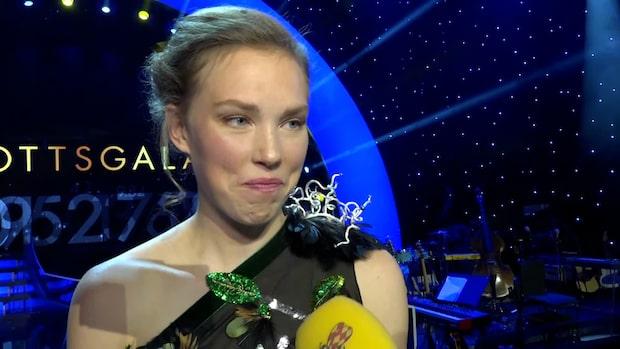 """Tove Alexandersson: """"Det känns fantastiskt"""""""
