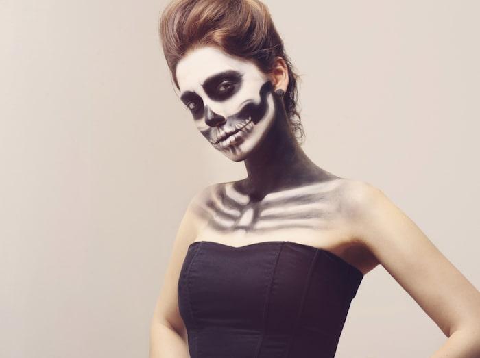 gör din egen halloween dräkt