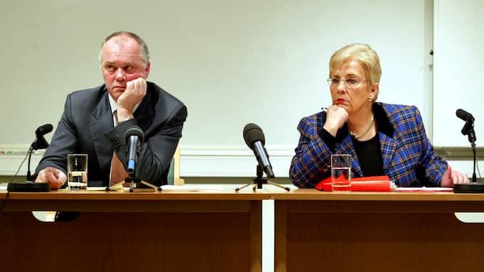 Domstolens ordförande, justitierådet Stefan Lindskog. Foto: / TT NYHETSBYRÅN