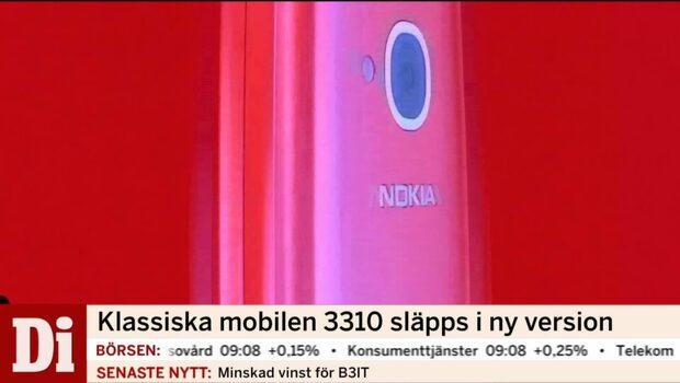 Lugnande besked om Nokias 3310