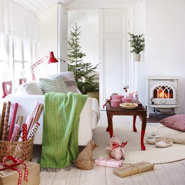 göra egna julsaker