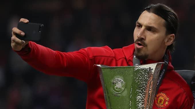 Zlatan Ibrahimovic kan bli årets skåning. Foto: GEPA PICTURES/ ANDREAS PRANTER / GEPA BILDBYRÅN