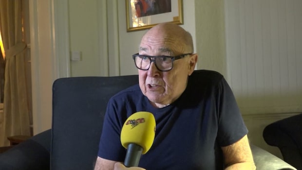 Oldsberg lämnar landet efter anklagelserna
