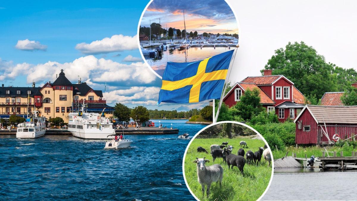 stockholms skärgård öar