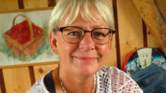 Monica Lindberg är polisinspektör i Mellerud och varnar nu för att inbrottstjuvar bosätter sig på mindre orter. Foto: Privat