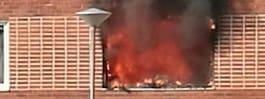 JUST NU: 70 evakueras – elva förda till sjukhus
