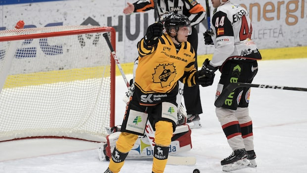 Höjdpunkter: Skellefteå-Malmö Redhawks