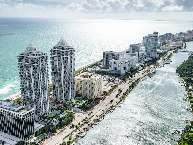 var att ansluta sig i Miami