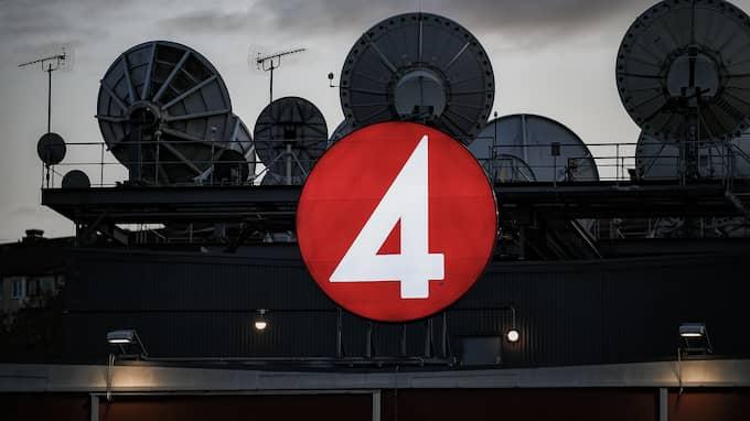 TV4-huset. Foto: ALEX LJUNGDAHL