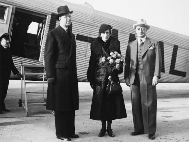 Kronprins Gustav Adolf 1941.