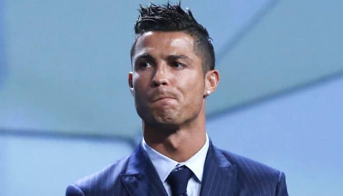 Cristiano Ronaldo Foto: Guillaume Horcajuelo / Epa / Tt