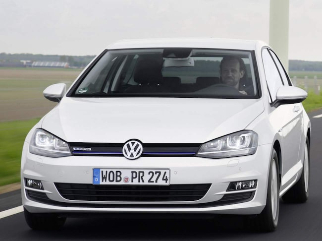 Över 22 000 VW Golf såldes i Sverige förra året.