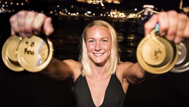 Vem är Sarah Sjöström?