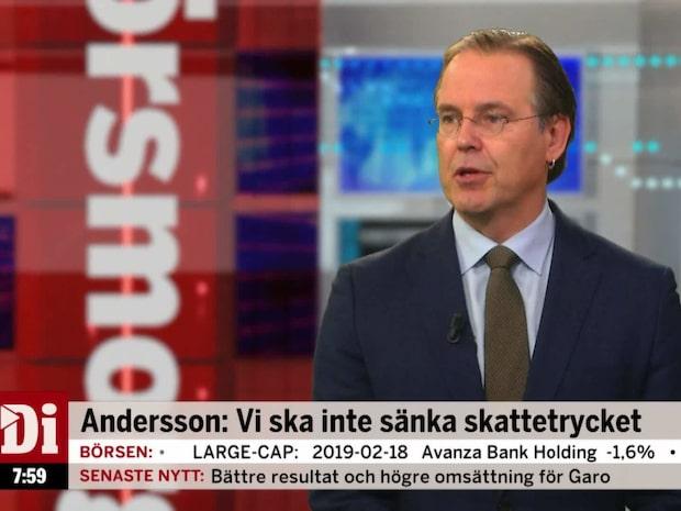 """Anders Borg: """"Det roligaste är att investera i något man kan"""""""