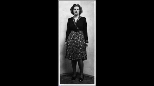 Grethe var Hitlers spion –hemliga livet i Sverige