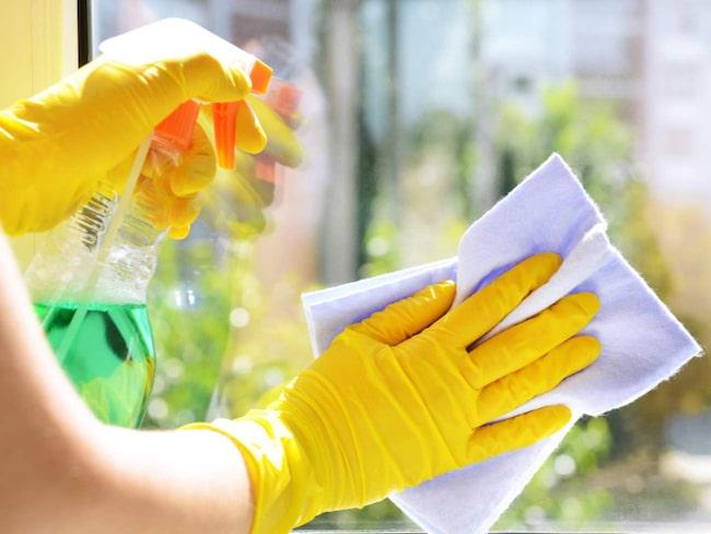 """Ordet """"rut"""" står för rengöring, underhåll och tvätt."""