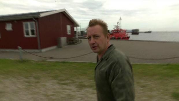 Polisens plan för Peter Madsens ubåt
