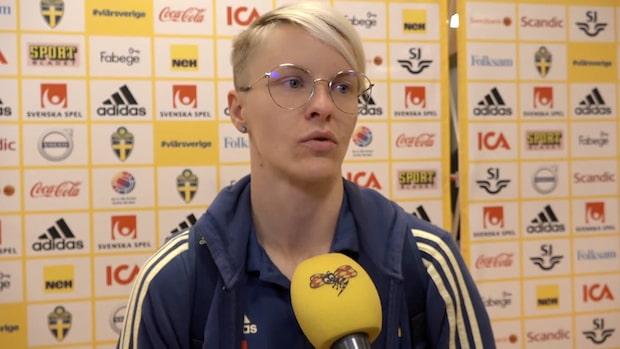 """Fischer om landskampen: """"Vi kan bättre"""""""