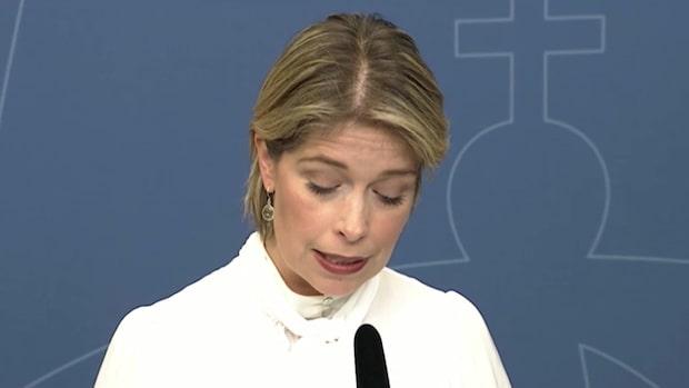 Uppgifter: Annika Strandhäll prickas av KU