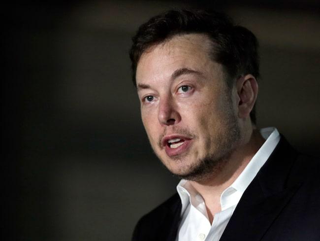 Med det tänker Elon Musk starta en taxitjänst som Tesla-ägarna kan använda för att tjäna pengar på sina bilar.