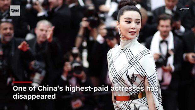 Kinas mest kända skådespelare – spårlöst försvunnen