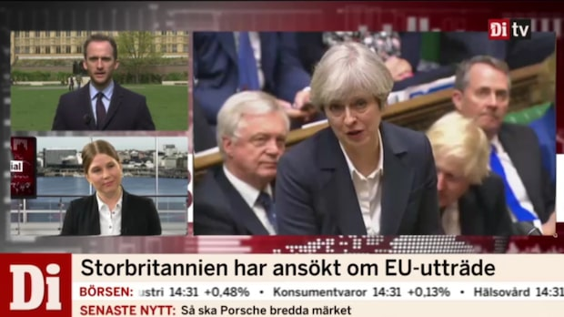 Se hela Di TV:s specialsändning om Brexit