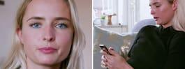 Maikens bilder läckte – lurades av svensk man