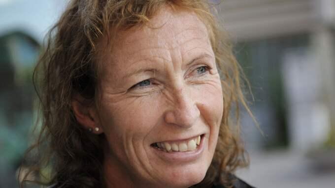 Susanne Gunnarsson. Foto: JONAS ERIKSSON