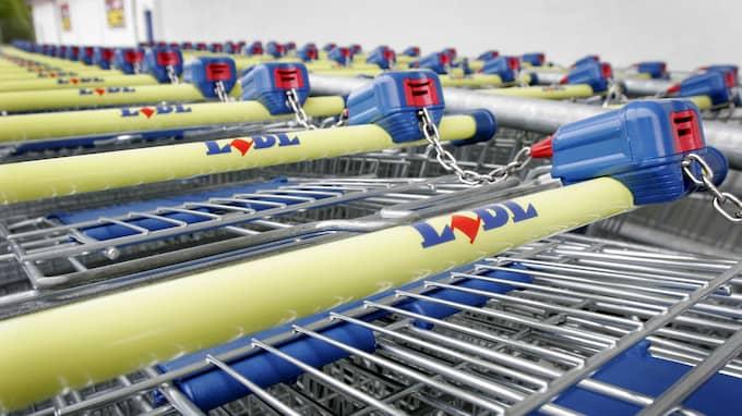 Nu ändrar butiken förpackningarna. Foto: STEFAN FORSELL