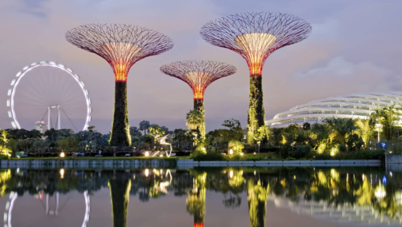 Asiens största stad