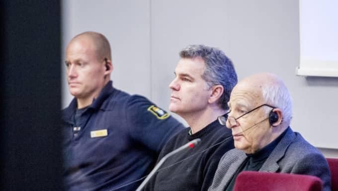Zoran Radovanovic dömdes i januari för två dubbelmord. Foto: Alex Ljungdahl