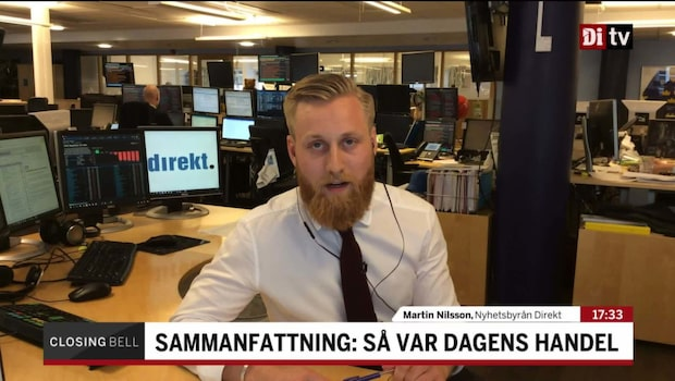 """Nilsson: """"Tydligt vilka som tjänar på det här klimatet"""""""