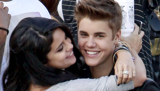 Justin Biebers och Selena Gomez kärleksbesked