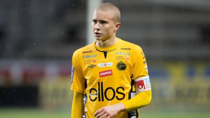 Sebastian Holmén är nära att skriva på för Dynamo Moskva. Foto: Jörgen Jarnberger / Bildbyrån