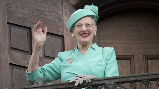 """Drottningen: """"Ingen naturlag att man blir dansk av att bo här"""""""